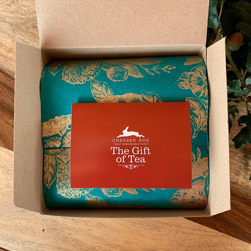 Chesser Roe | The Green Tea Gift Box