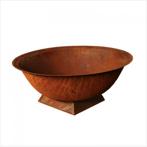82cm Cast Iron Deep Bowl ~ 3mm