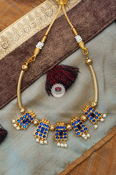 Mini Jothi- Zivara Fashion exclusive- Indian Kids jewellery