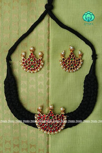 Ahana -2 - A kemp customised jewellery- south indian jewellery