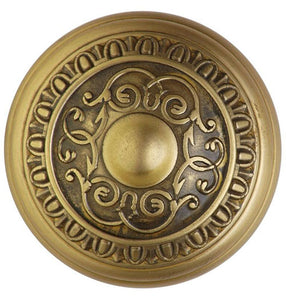2 Inch Romanesque Style Spare Door Knob Set