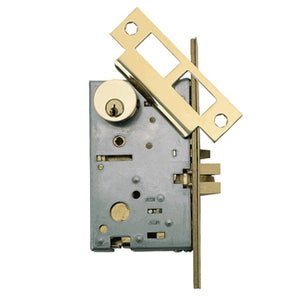Mortise Lock Body Set with Cylinder