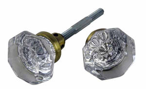 Octagon Spare Door Knobs