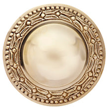 Solid Brass Laurel Style Spare Door Knob Set