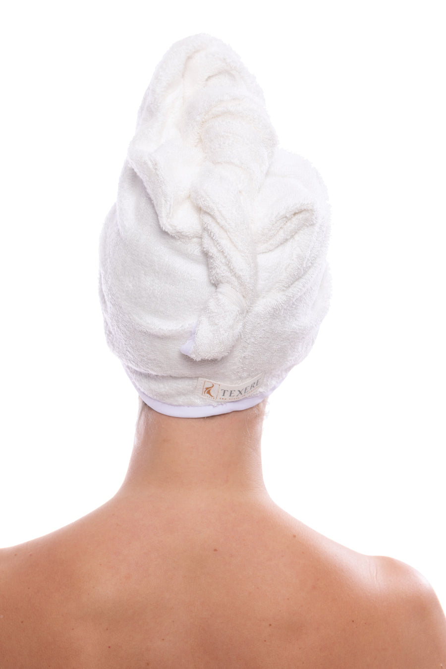 Arethusa - Women's Bamboo Viscose Spa Hair Towel - testing23451234 - Hair Towels