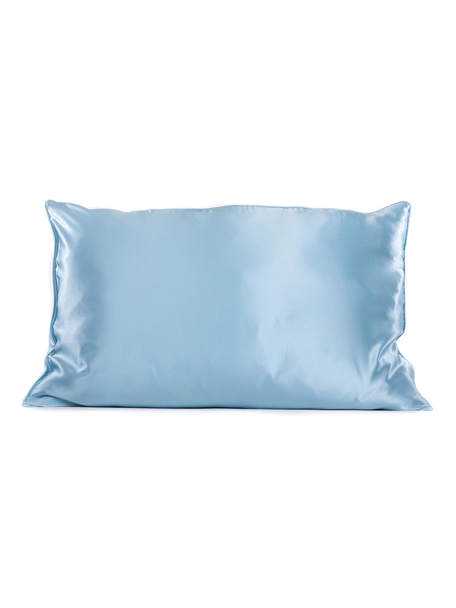 Solid Color Silk Pillowcases - TexereSilk