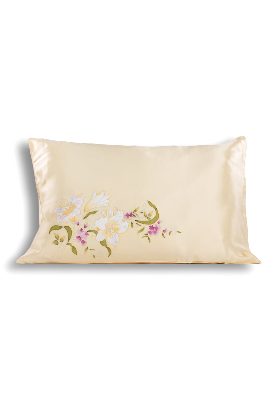 Hand Painted Silk Pillowcases - testing23451234 - Pillowcases