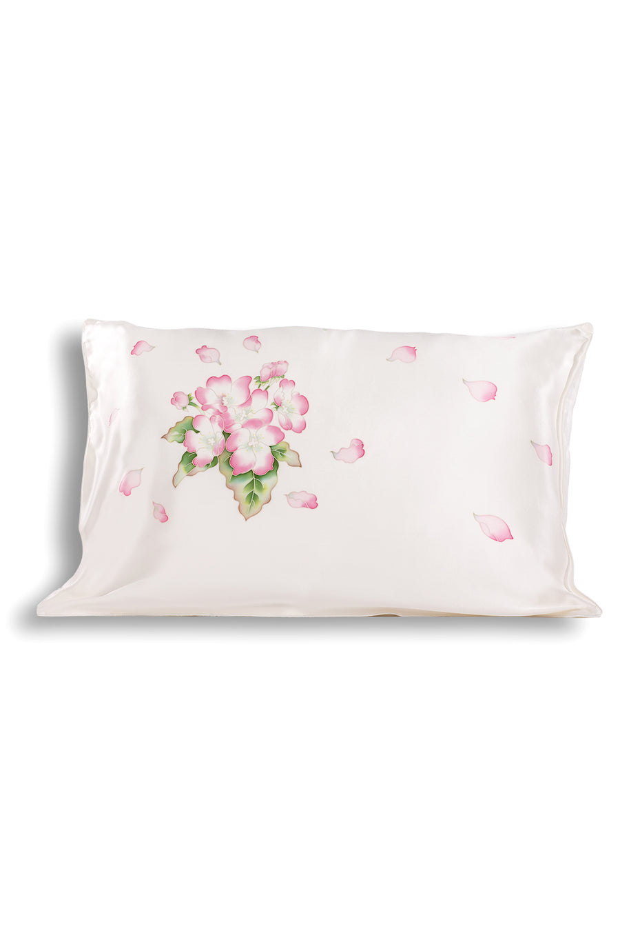 Hand Painted Silk Pillowcases - TexereSilk
