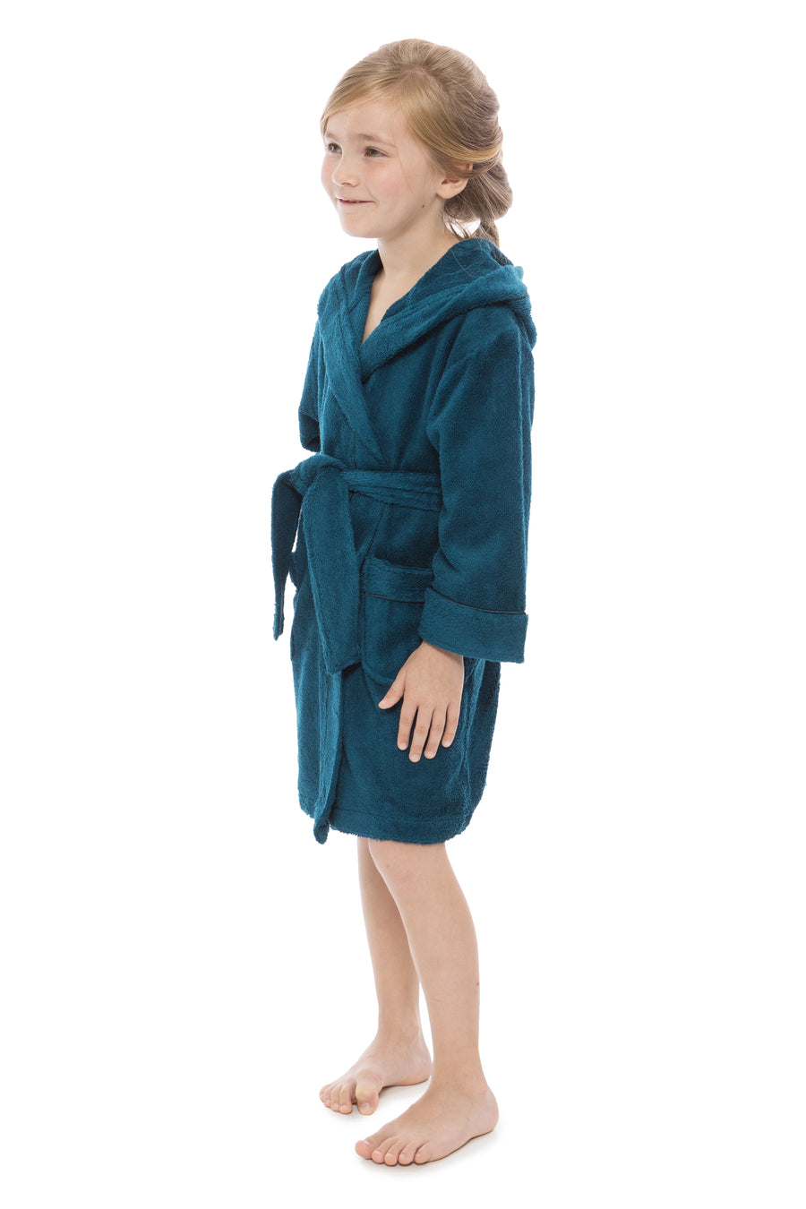 Rub-A-Dub - Kids Bamboo Viscose Terry Bath Robe - TexereSilk