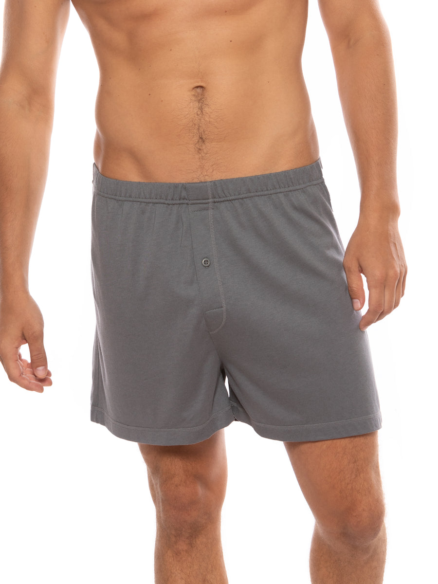 Sancus - Men's Bamboo Viscose Boxers - 3 Pack - TexereSilk