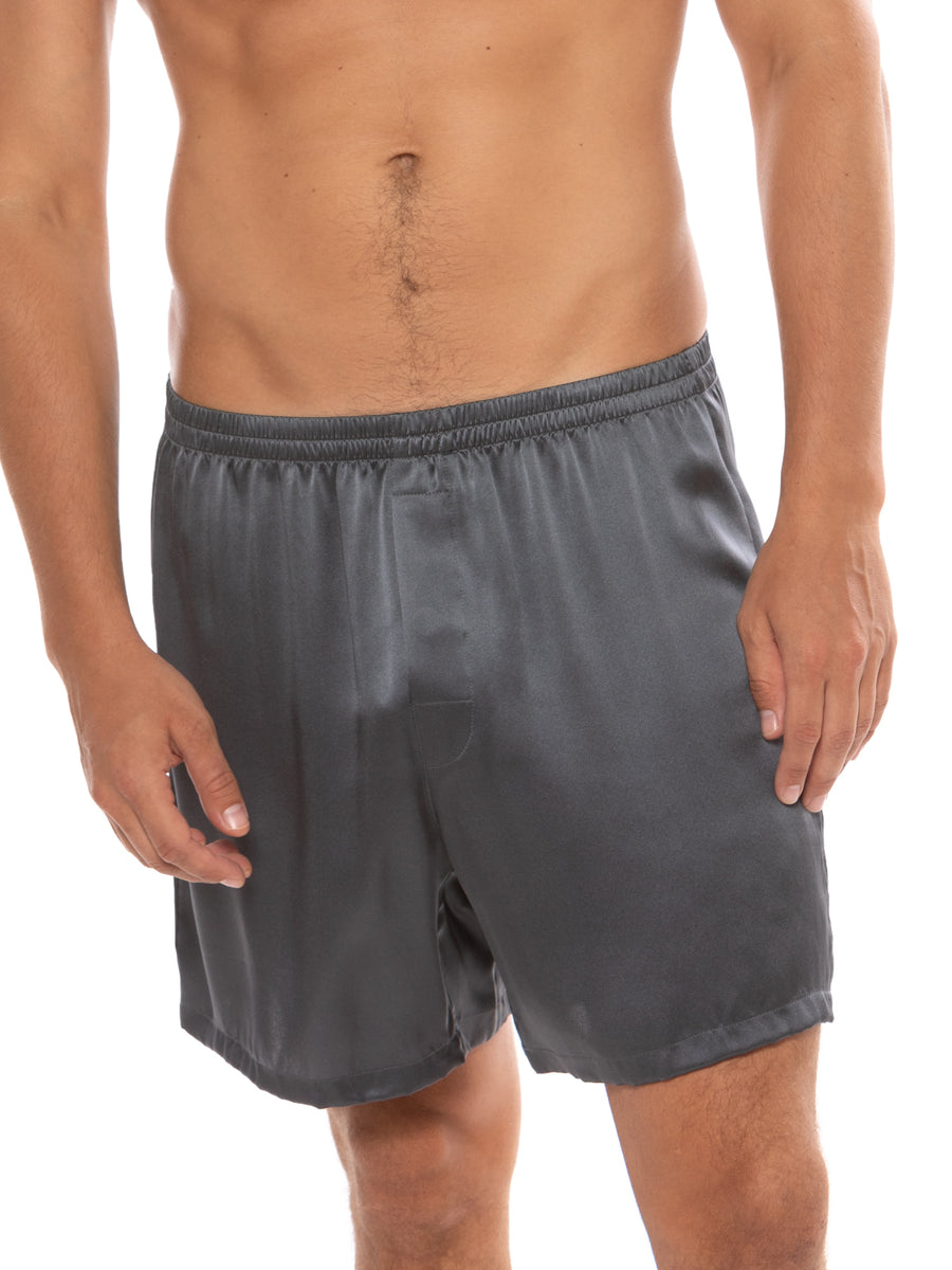 Country Club - Men's Silk Boxers - testing23451234 - Underwear