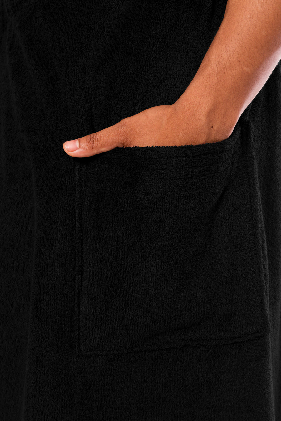 Forestcalm - Men's Bamboo Viscose Spa Wrap - testing23451234 - Bathrobes
