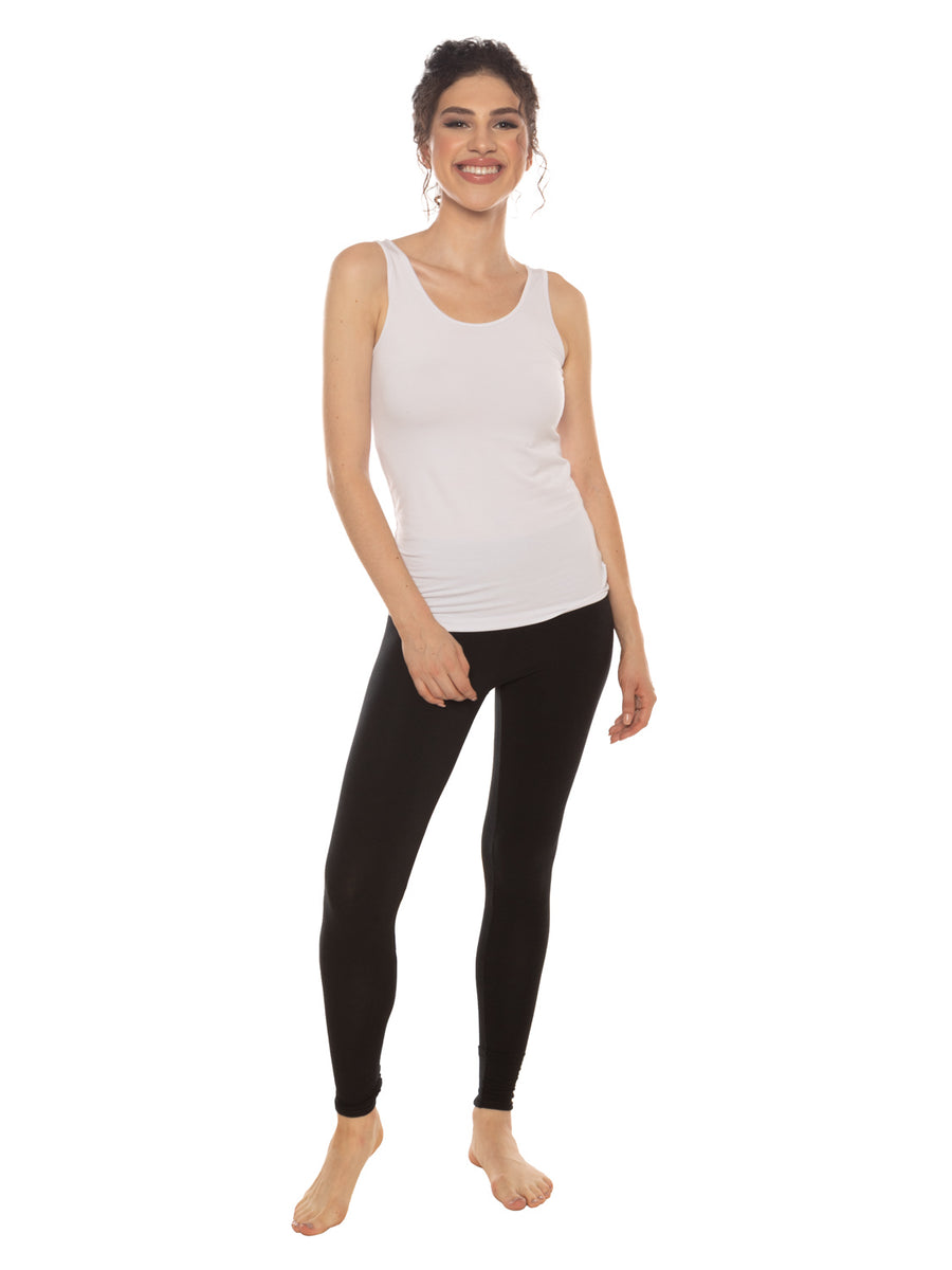 Artemiss - Women's Bamboo Viscose Leggings - 2 Pack - TexereSilk