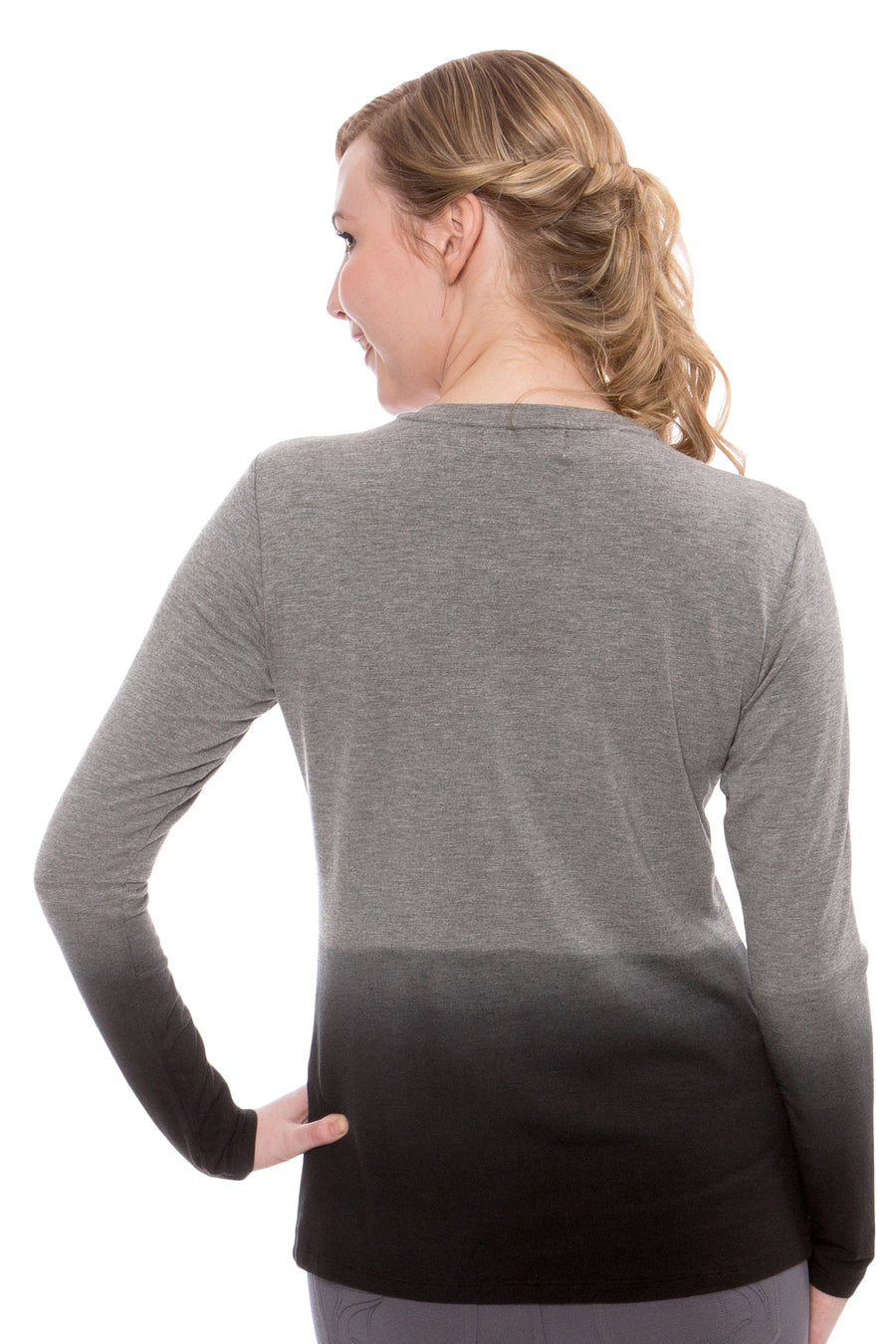Bellatee - Women's Bamboo Viscose Long Sleeve Top - TexereSilk