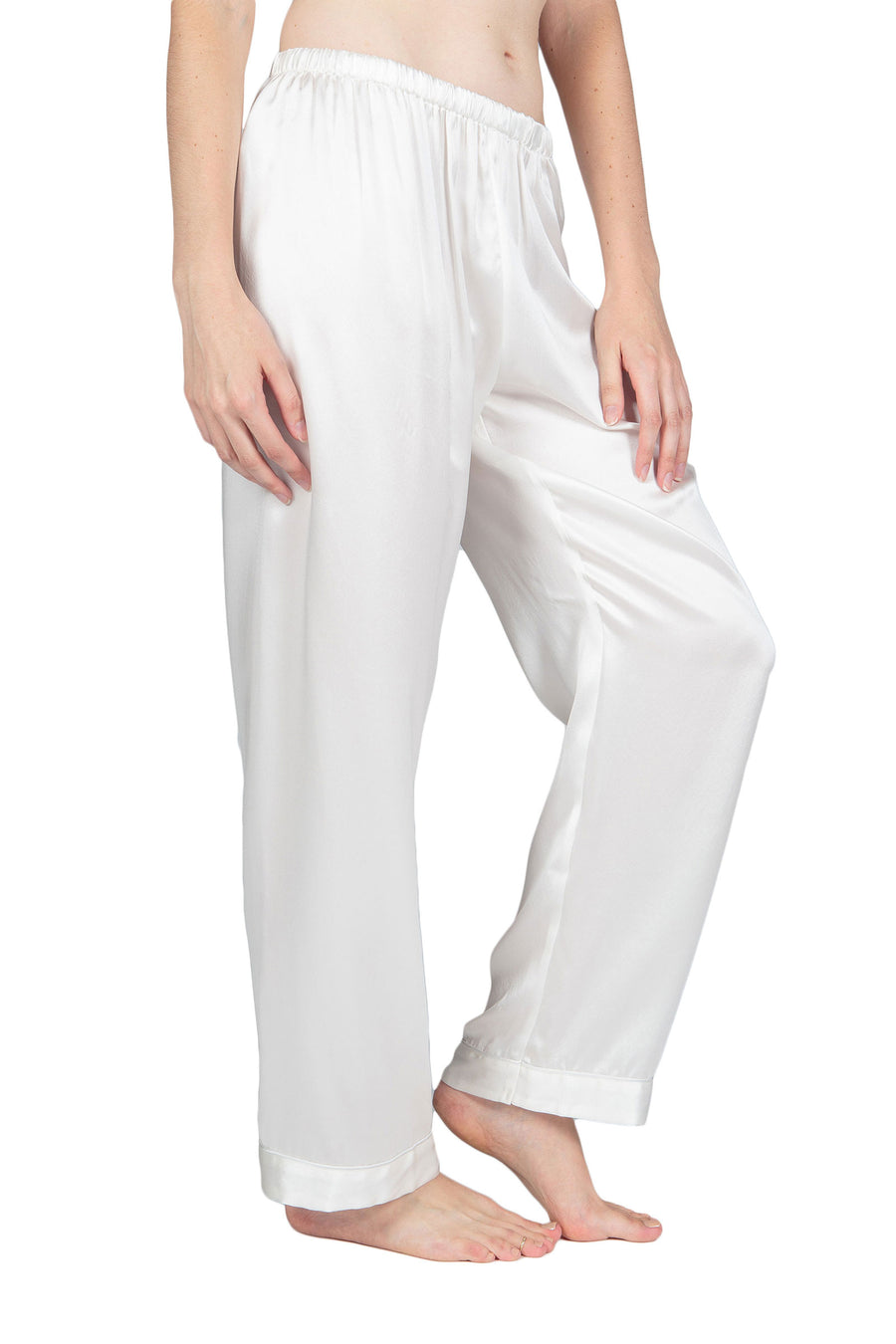 Morning Moon - Women's Silk PJ Pants