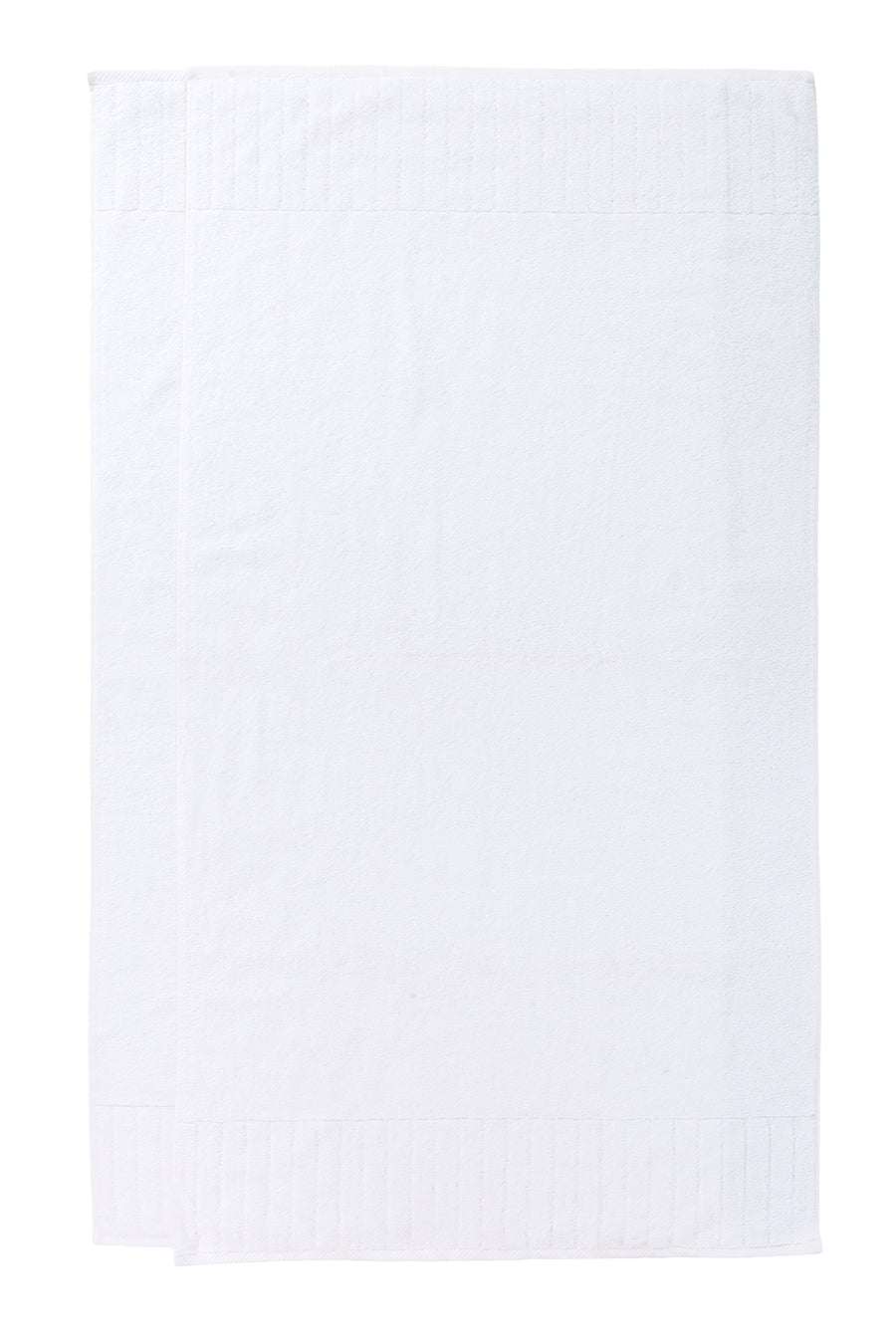 Bath Towels - Organic Cotton Dobby - 2 pack - TexereSilk
