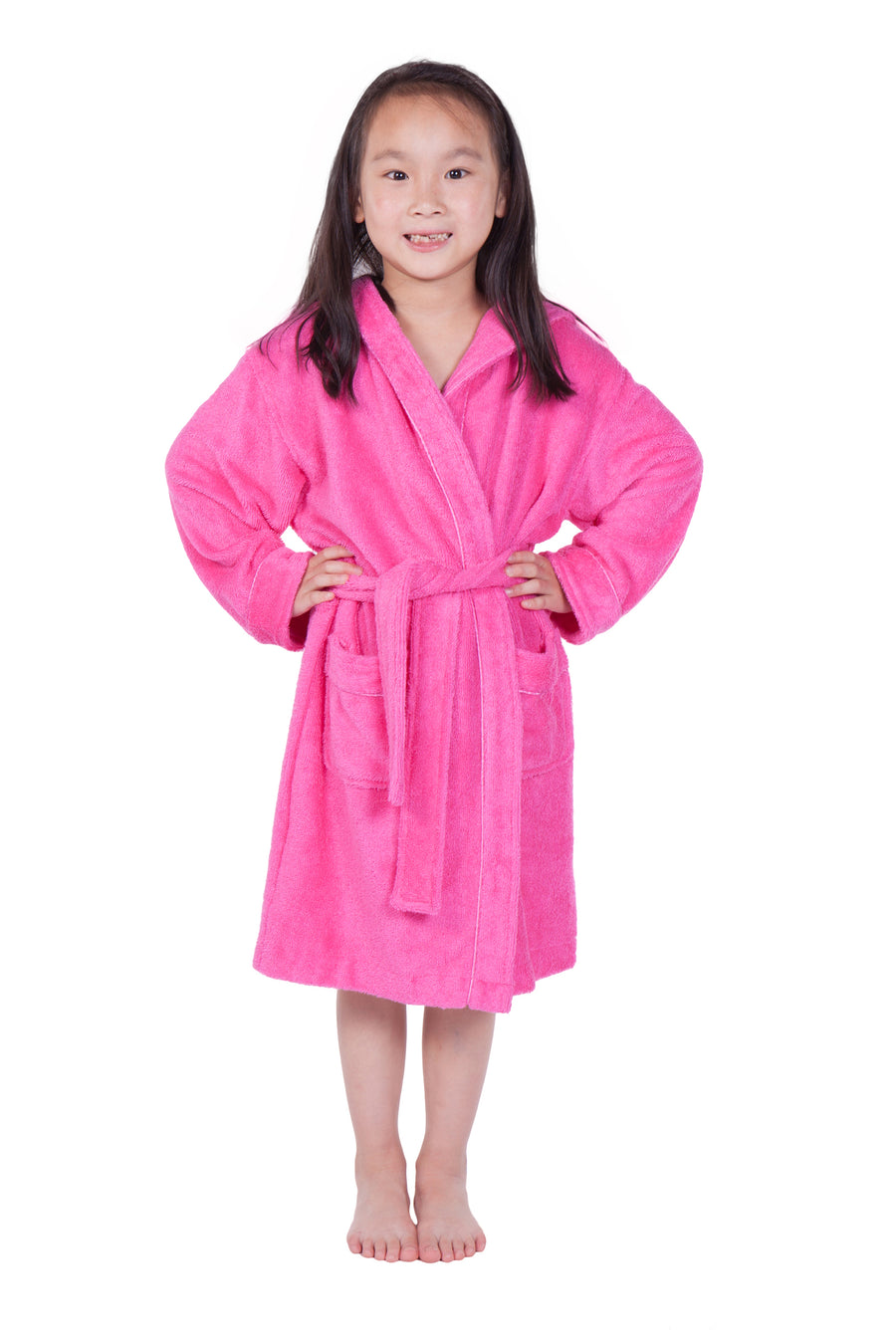 Rub-A-Dub - Kids Bamboo Viscose Terry Bath Robe - testing23451234 - Robes