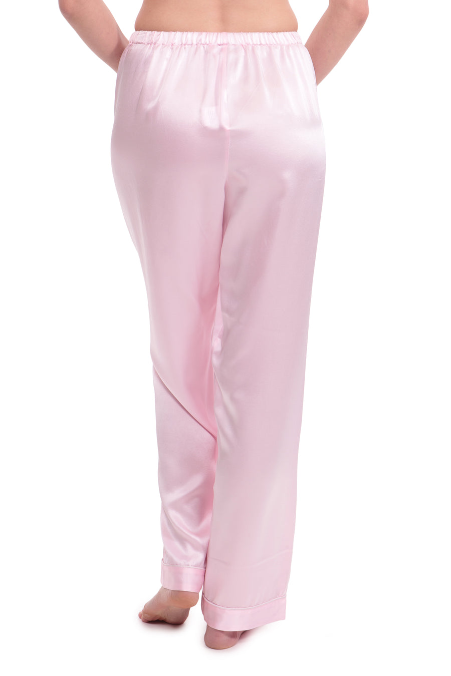 Morning Moon - Women's Silk PJ Pants - TexereSilk