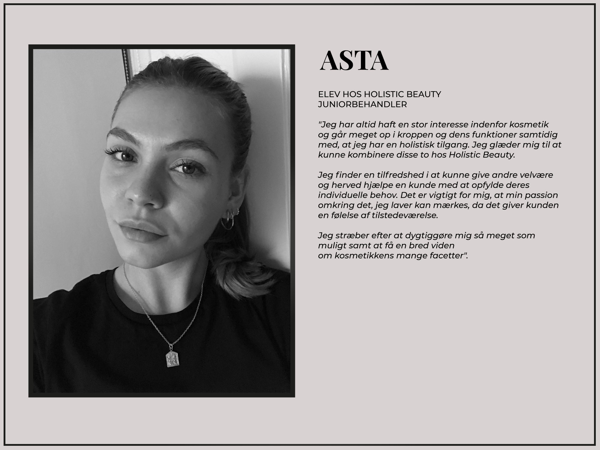 Asta | Holistic Beauty