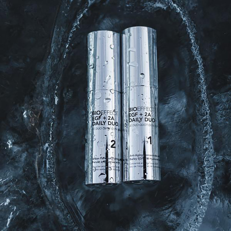 BIOEFFECT EGF + 2A Daily Duo | Holistic Beauty