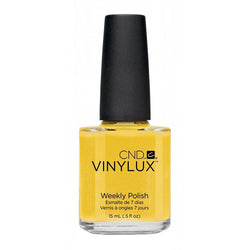 CND Vinylux Weekly Polish - Bicycle Yellow | Holistic Beauty