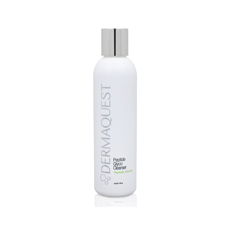 DermaQuest Peptide Glyco Cleanser | Holistic beauty