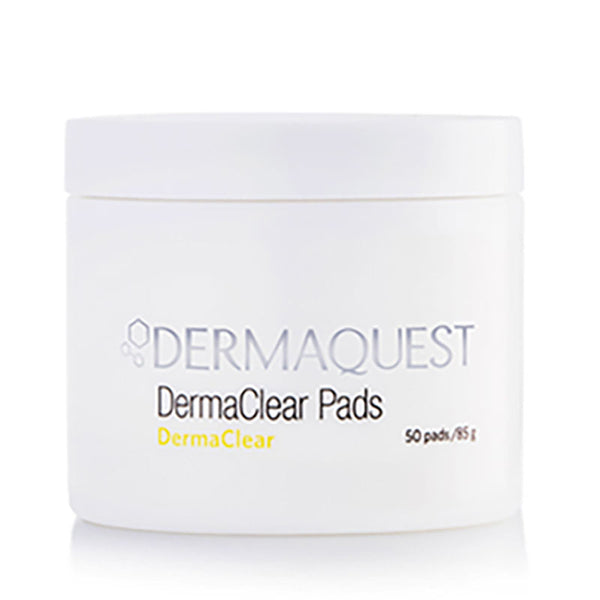 DermaQuest DermaClear Pads | Holistic Beauty