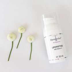 Dermaroller Lipopeptide Collagen Booster | Holistic Beauty