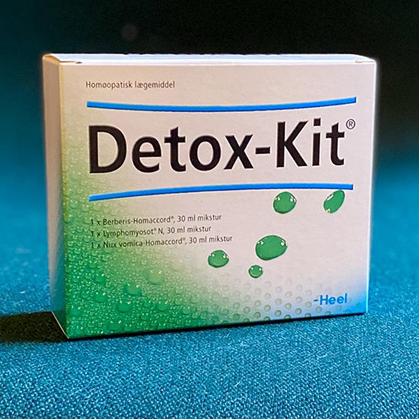 Detox-Kit - Heel | Holistic Beauty
