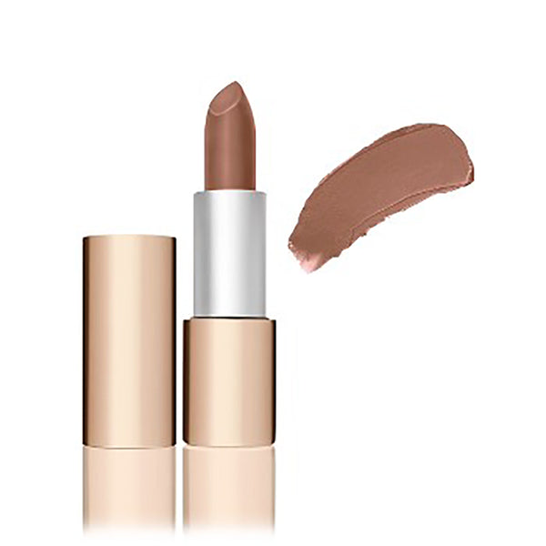 Jane Iredale Naturally Moist lipstick - Tricia | Holistic Beauty