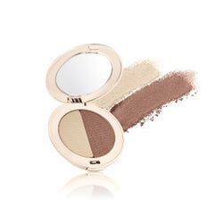 Jane Iredale PurePressed Duo Eye Shadow - Oyster SuperNova | Holistic Beauty