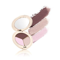 Jane Iredale PurePressed Triple Eye Shadow - Pink Bliss | Holistic Beauty