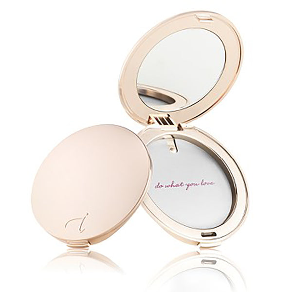 Jane Iredale  Refillable Compact - Rose Gold | Holistic Beauty