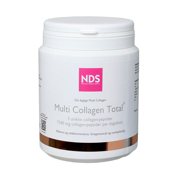 NDS Multi Collagen Total - Kollagenpulver