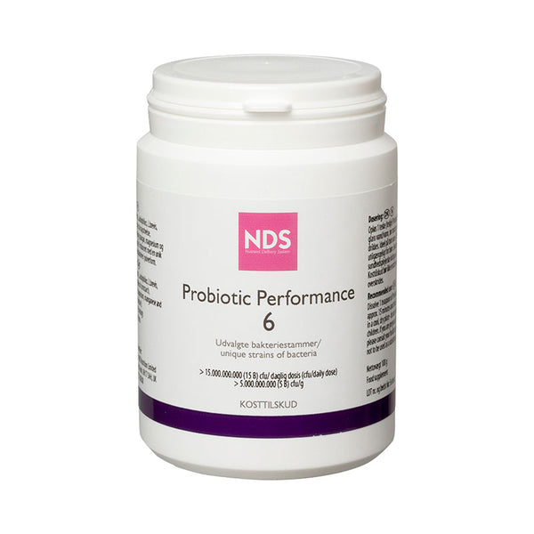 NDS - Probiotic Performance