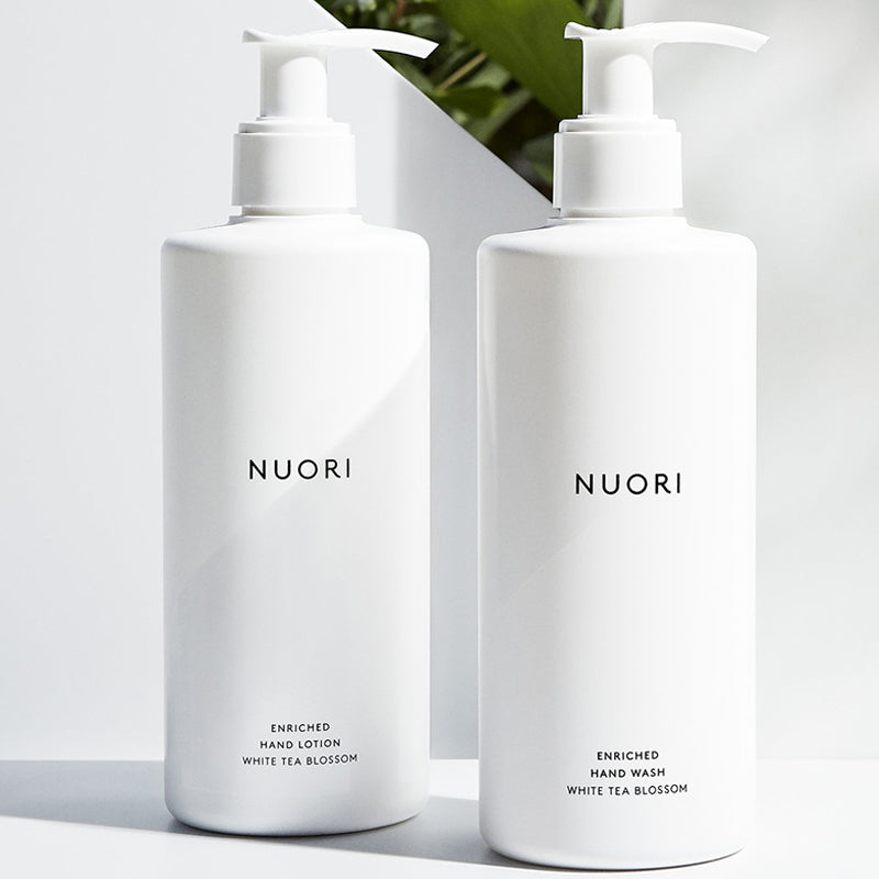 NUORI Enriched Hand Wash + Lotion - Duo Pack | Holistic Beauty