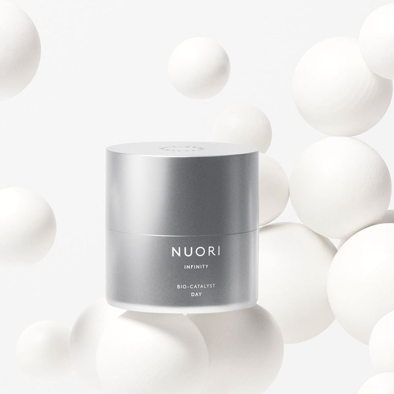 NUORI Infinity Bio-Catalyst Day | Holistic Beauty