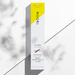 NUORI Lip Treatment New York | Holistic Beauty