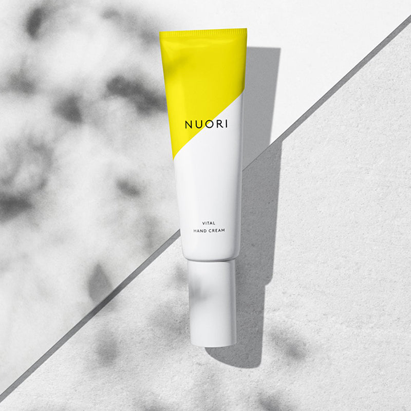 NUORI Vital Hand Cream | Holistic Beauty