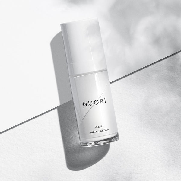 NUORI Vital Facial Cream | Holistic Beauty