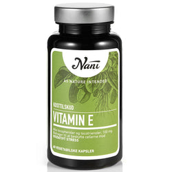 Nani Vitamin E | Holistic Beauty
