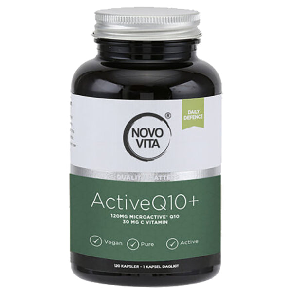 NovoVita ActiveQ10+ | Holistic Beauty