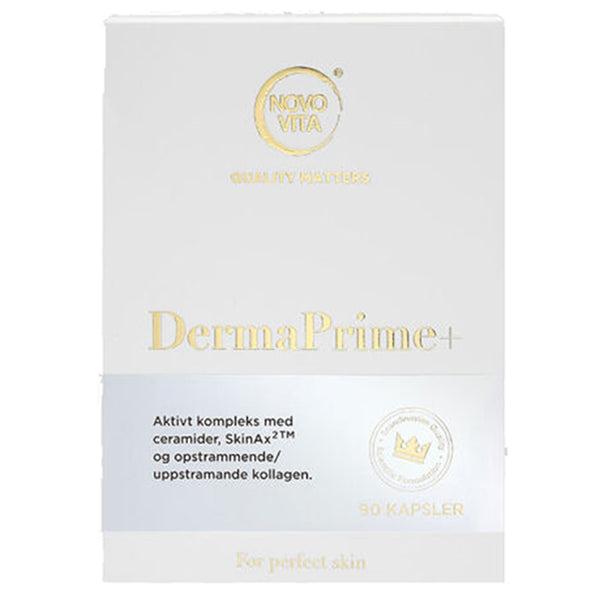 NovoVita DermaPrime+ | Holistiv Beauty