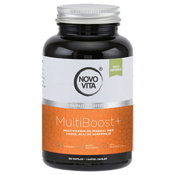 NovoVita MultiBoost+ | Holistic Beauty