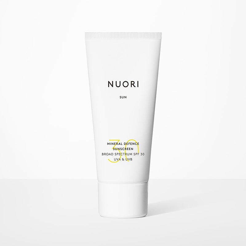 NOURI Mineral Defence Sunscreen SPF 30 | Holistic Beauty