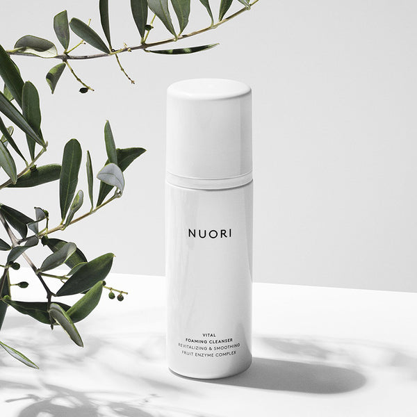 NUORI Vital Foaming Cleanser | Holistic Beauty