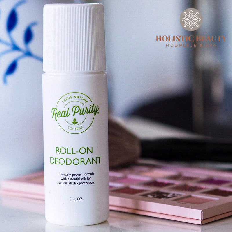 Real Purity - Roll-On Deodorant - Holistic Beauty