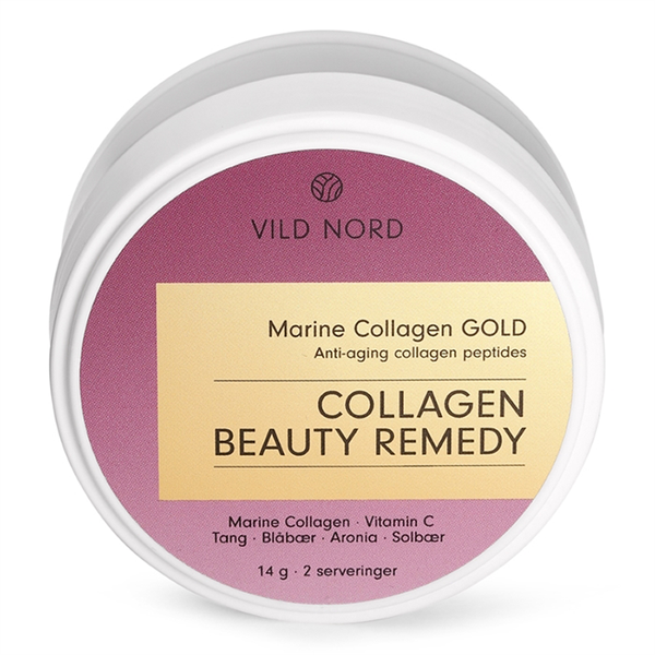 Vild Nord Collagen Gold Beauty Remedy - Travel Size