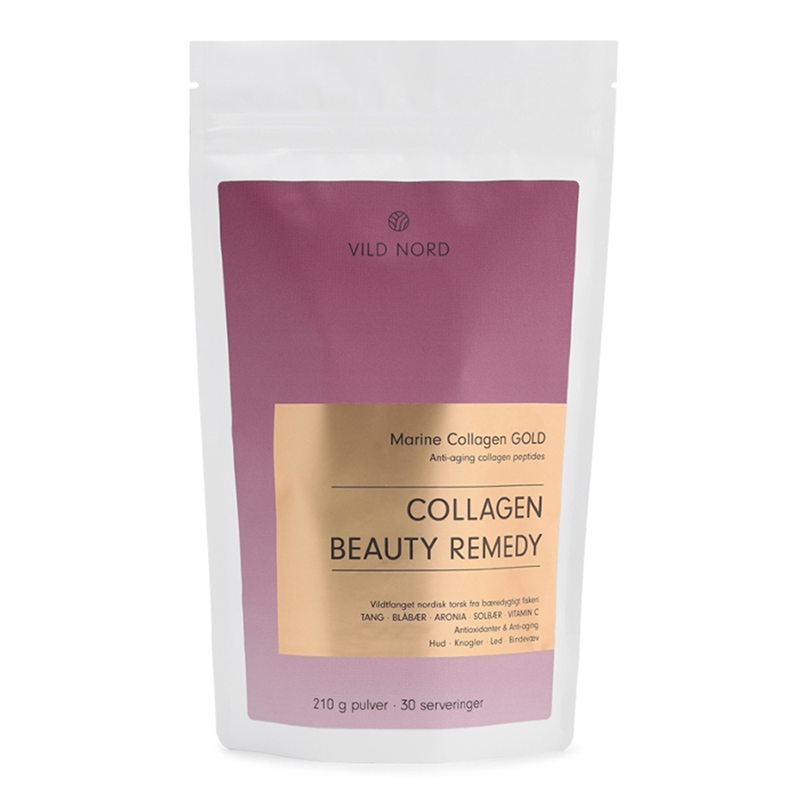 Vild Nord Collagen Gold Beauty Remedy - 210 g