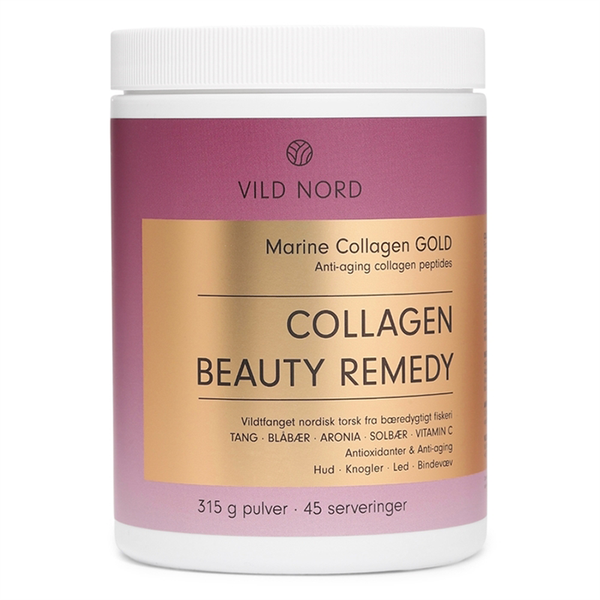 Vild Nord Collagen Gold Beauty Remedy - 315 g